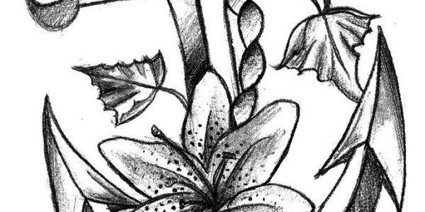 esbocos-de-tattoos-de-flores