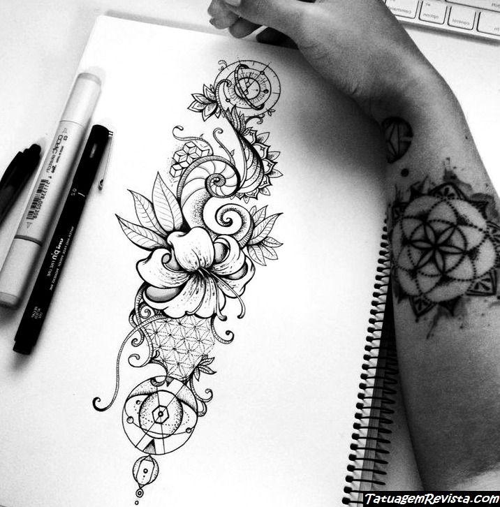 esbocos-de-tatuagens-para-o-braco