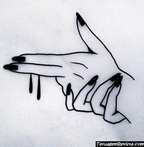 esbocos-de-tatuagens-pequenos