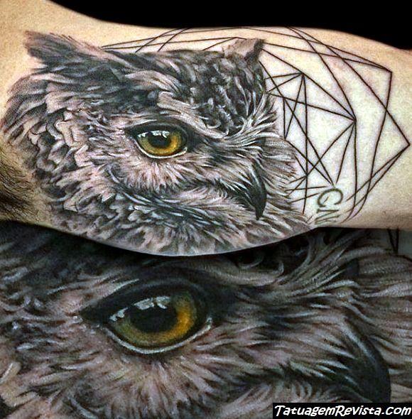 tattoo-de-buho-o-lechuza-2