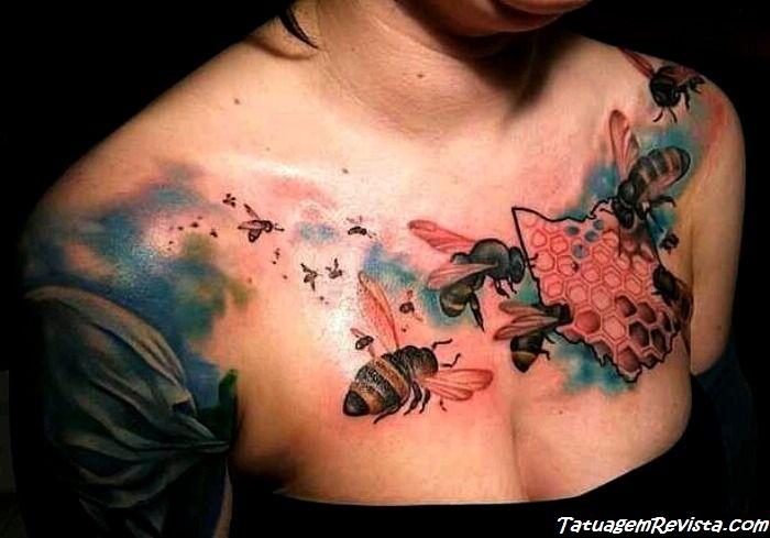 tattoos-de-abelhas-y-urticaria