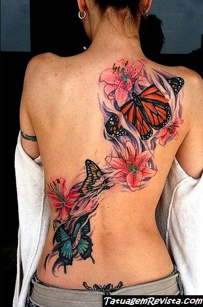 tattoos-de-borboletas-en-la-espalda-2