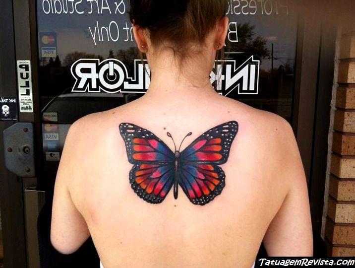 tattoos-de-borboletas-en-la-espalda