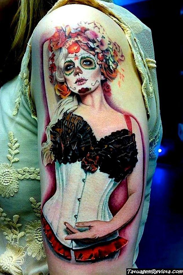 tattoos-de-calaveras-pin-up-1