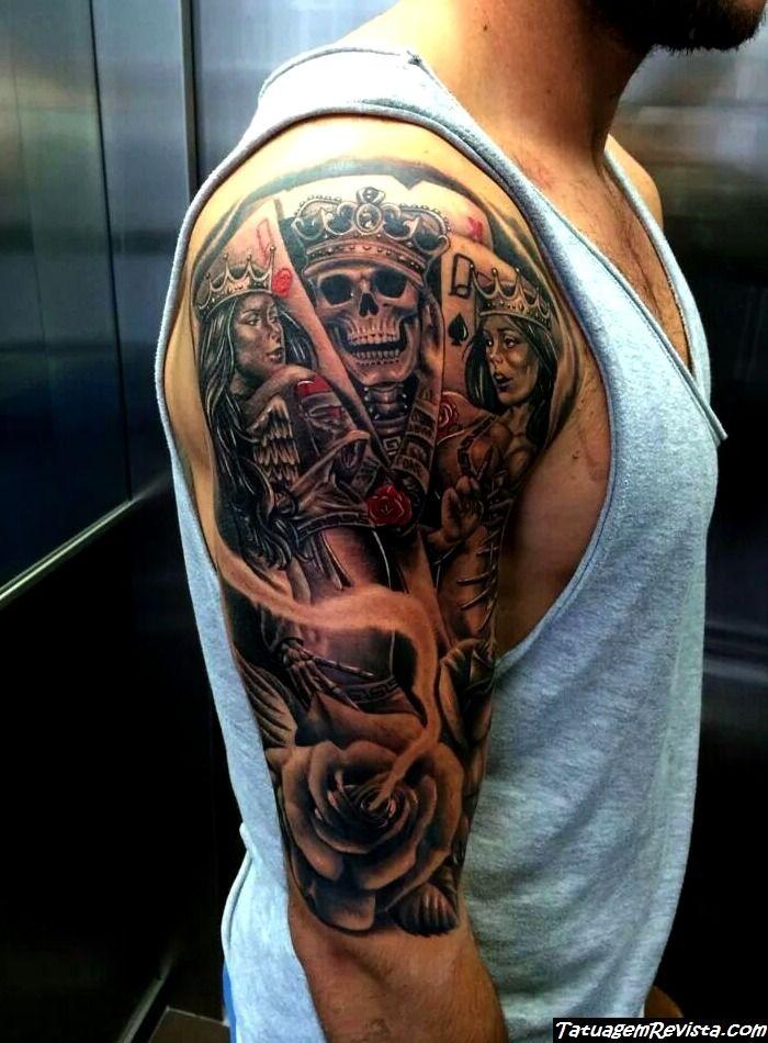 tattoos-de-cartas-de-poker-en-homens