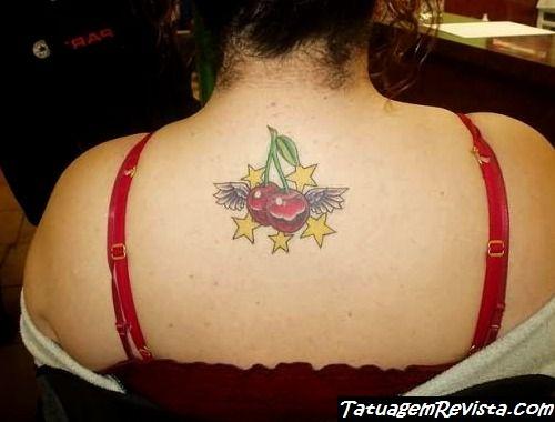 tattoos-de-cerejas-y-estrellas