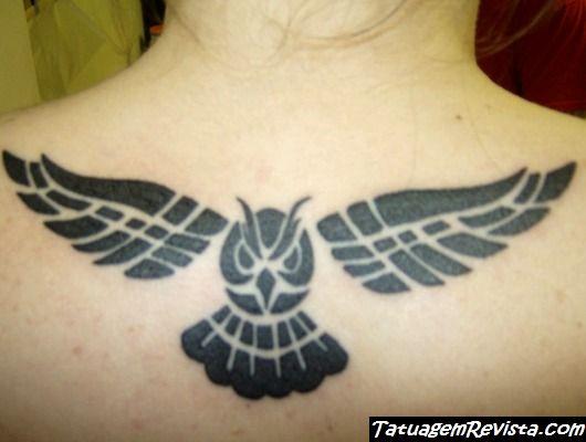 tattoos-de-corujas-tribales-1