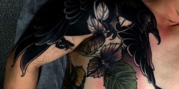 tattoos-de-cuervo