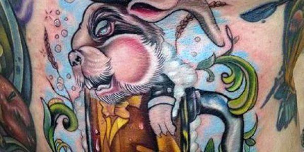 tattoos-de-dibujos-animados-de-coelho-1