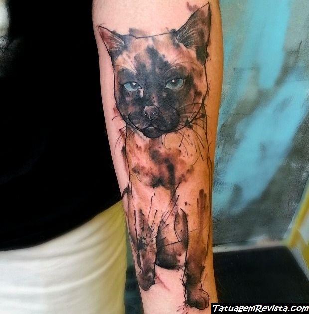tattoos-de-gato-siames-1