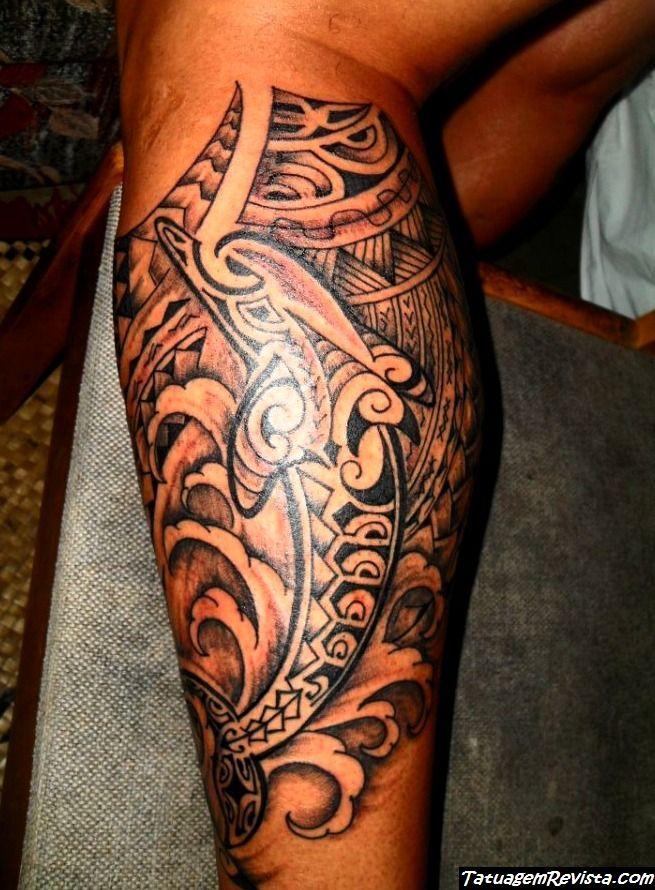 tattoos-de-golfinho-tribales