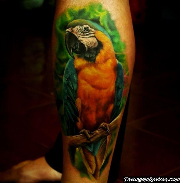 tattoos-de-loro-guacamaya-o-cacatua-1