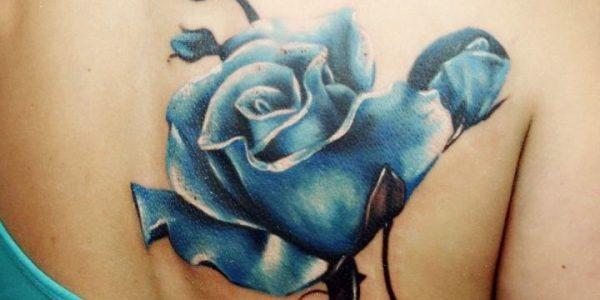 tatuagem-de-rosas-azuis-2