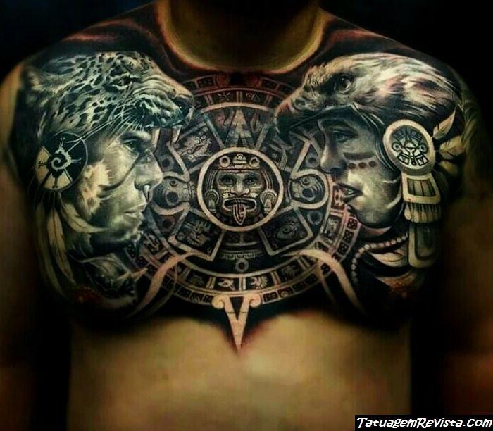 tatuagens-astecas