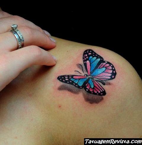 tatuagens-de-borboletas-en-3d