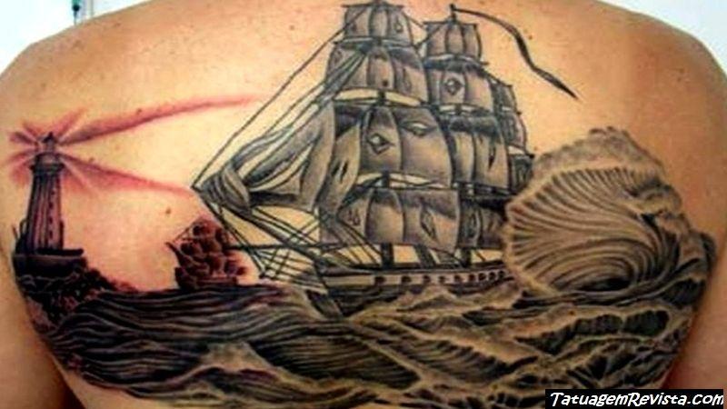 Tatuagens De Caravela