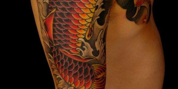 tatuagens-de-carpas-japonesas-7