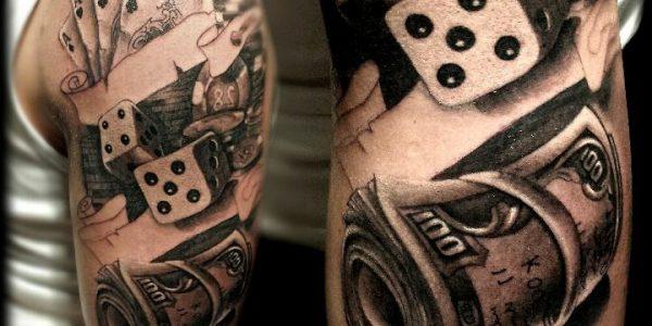 tatuagens-de-cartas-de-poker-con-dados