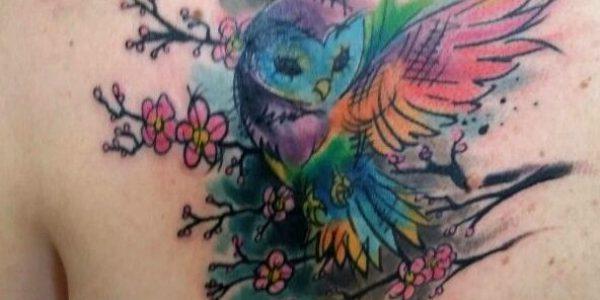 tatuagens-de-corujas-al-estilo-acuarela-2