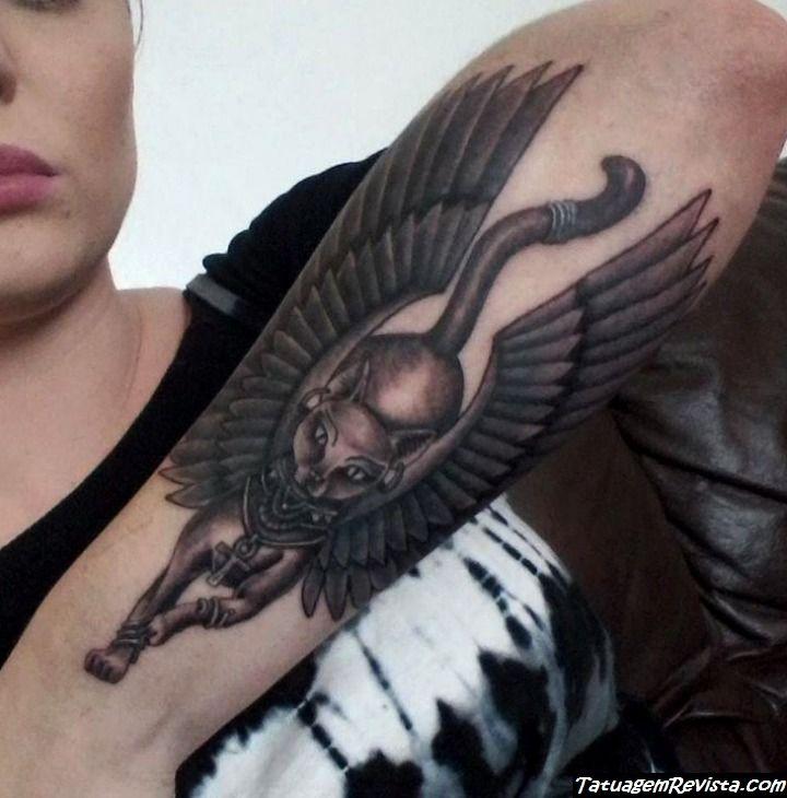 tatuagens-de-gatos-egipcias