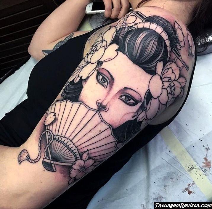 tatuagens-de-gueixas-con-abanicos-1