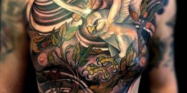 tatuagens-de-halcones