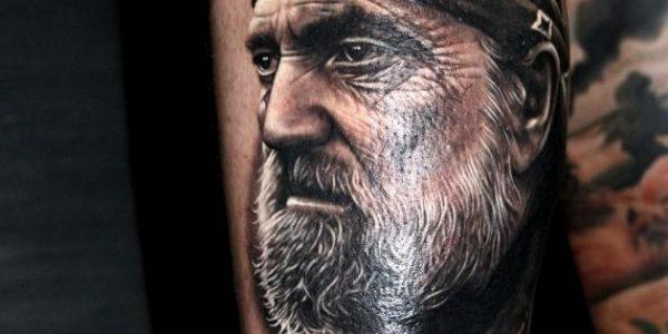 tatuagens-de-rosto