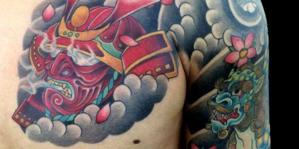 tatuagens-de-samurais-japonesas