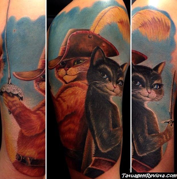 tatuagens-del-gato-de-shrek-el-gato-con-botas