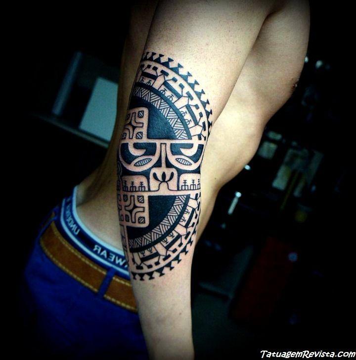 tatuagens-maories-en-el-codo