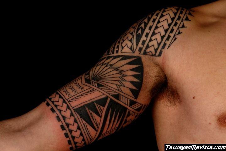 tatuagens-maories-en-el-hombro