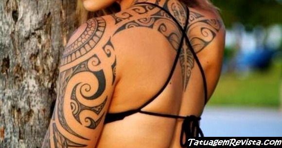 tatuagens-maories-para-mulheres