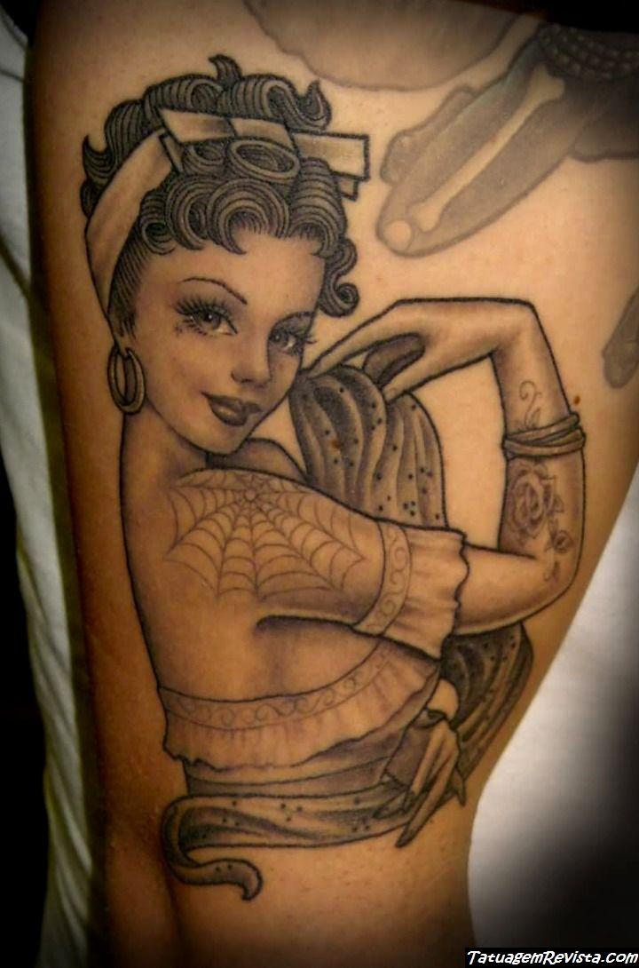 tatuajes-pin-up-para-hombres-1