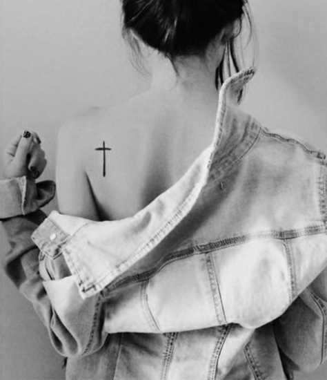 Tatuagem blade meninas - x