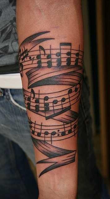 Tatuagem no antebraço meninas - notas